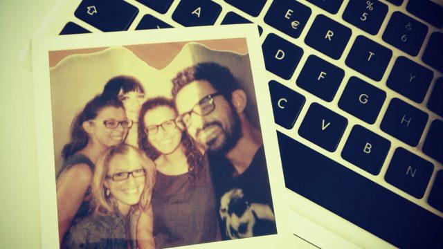 Ufficio-Polaroid